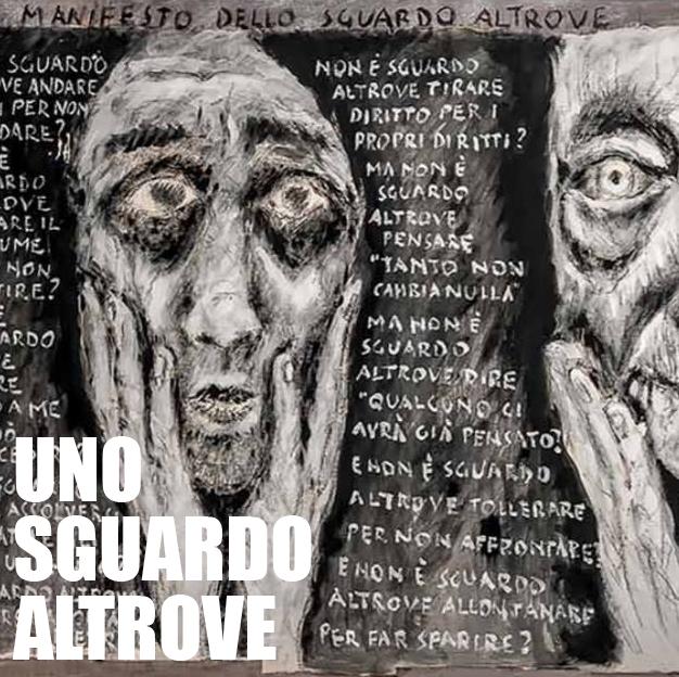 """""""LO SGUARDO ALTROVE"""" –  Inaugurazione Iter Festival 2019"""